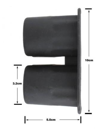 Форма для ледяных стопок 2