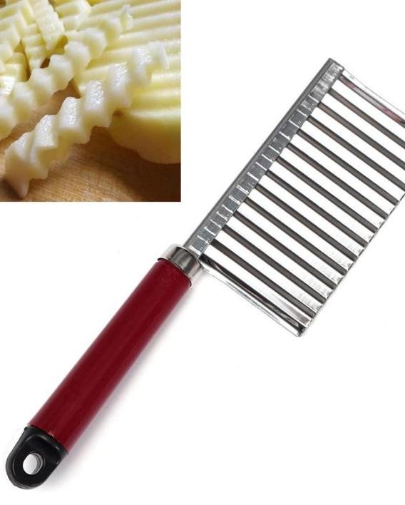 ребристый нож