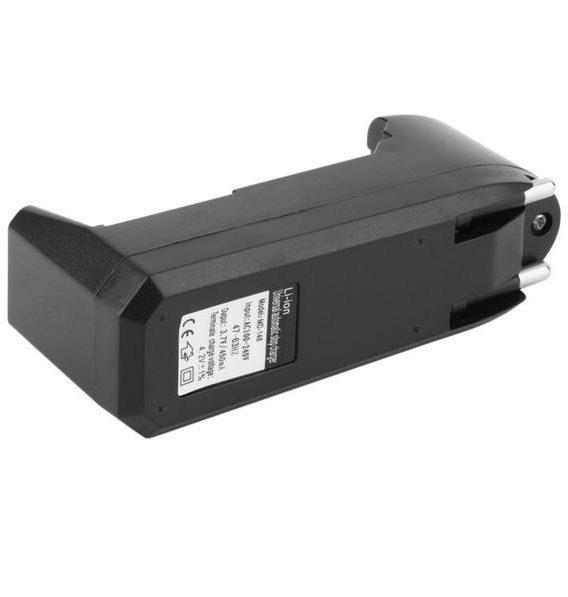 Зарядное устройство 18650 одинарное 1
