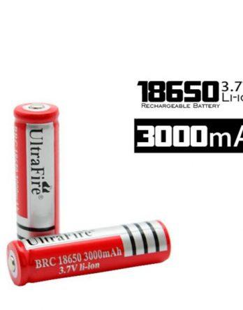 18650 UltraFire 3000mah
